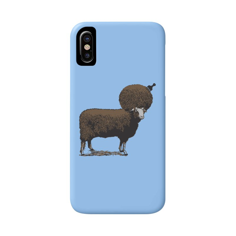 The Black Sheep Accessories Phone Case by 2D