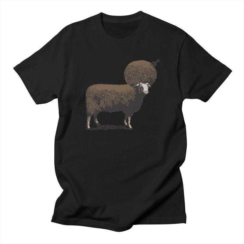 The Black Sheep Men's T-Shirt by 2D