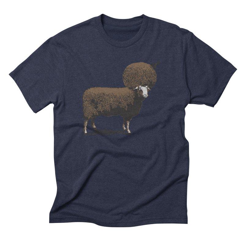 The Black Sheep Men's Triblend T-Shirt by 2D
