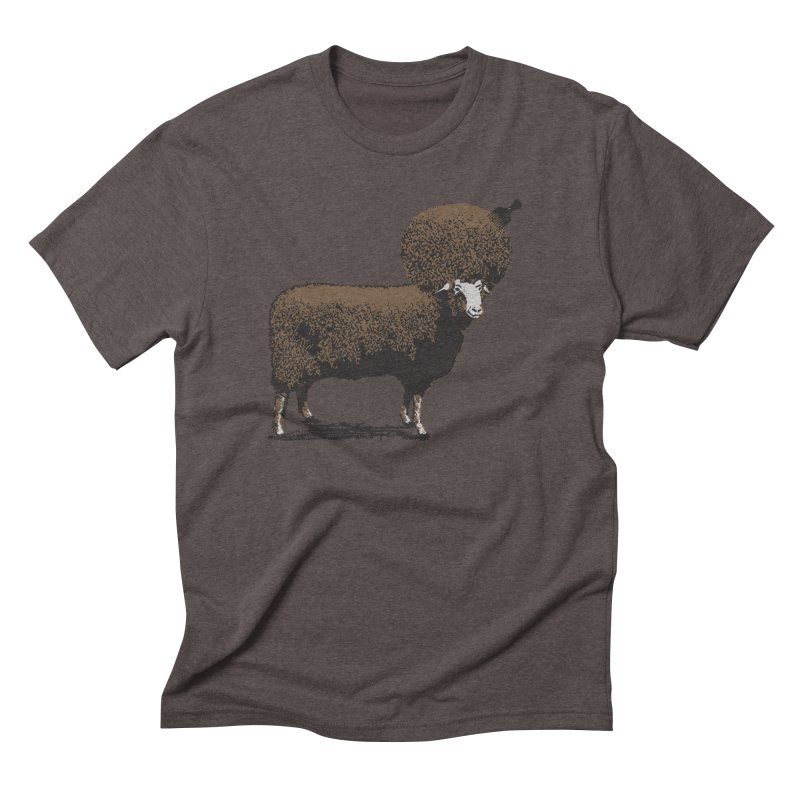 The Black Sheep Men's Triblend T-Shirt by 2D