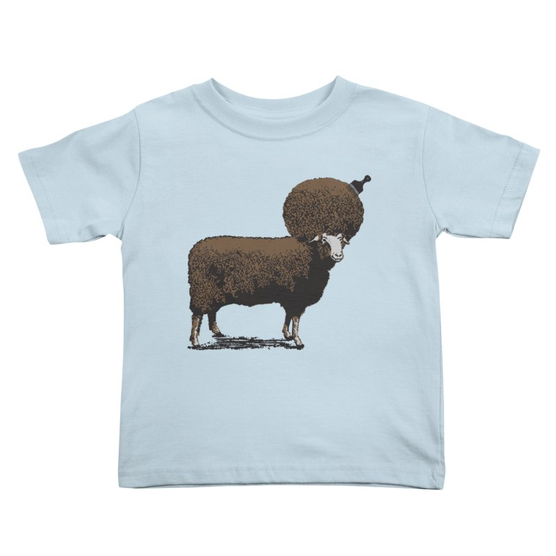 The Black Sheep Kids Toddler T-Shirt by 2D