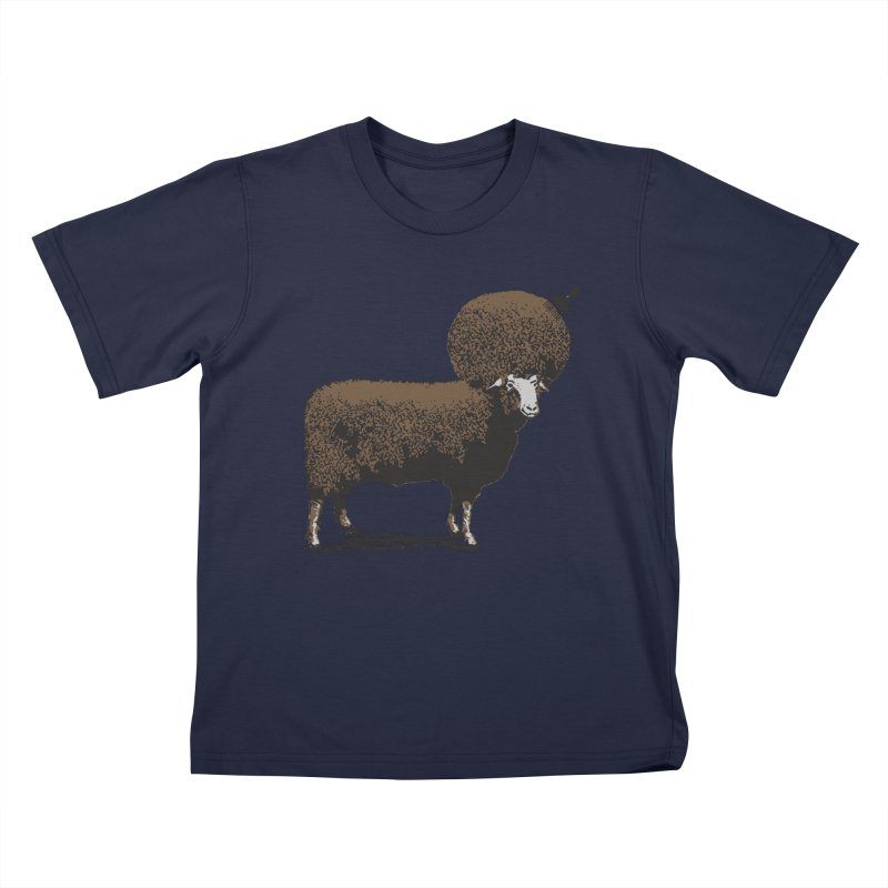 The Black Sheep Kids T-shirt by 2D