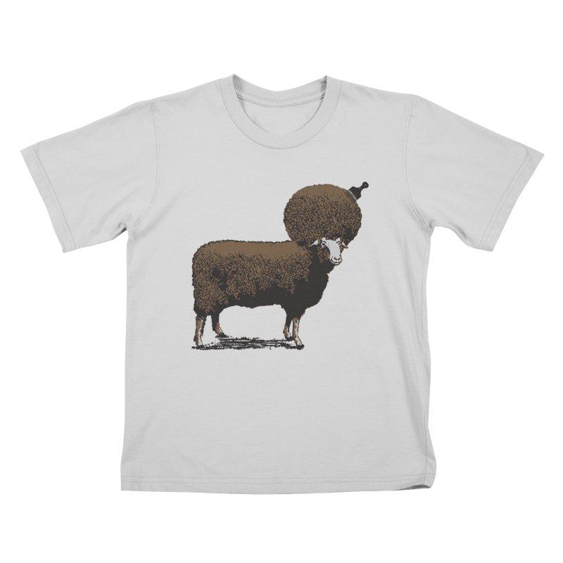 The Black Sheep Kids T-Shirt by 2D