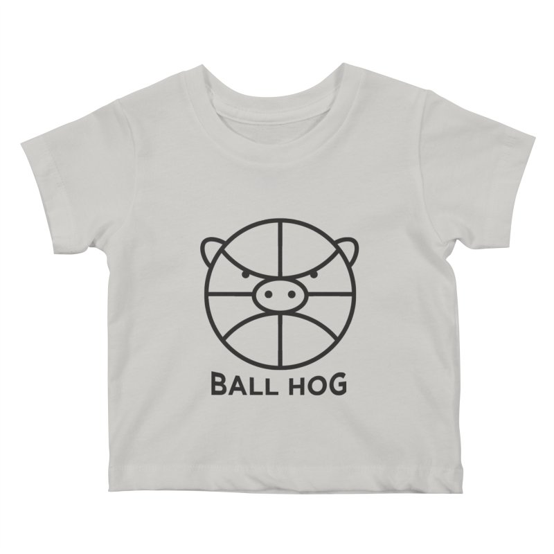 Ball Hog Kids Baby T-Shirt by 2D