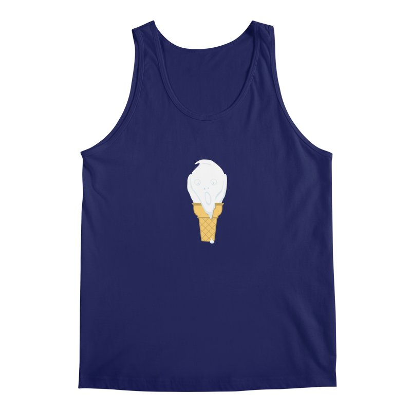 The Scream (For Ice Cream) Men's Regular Tank by 2D
