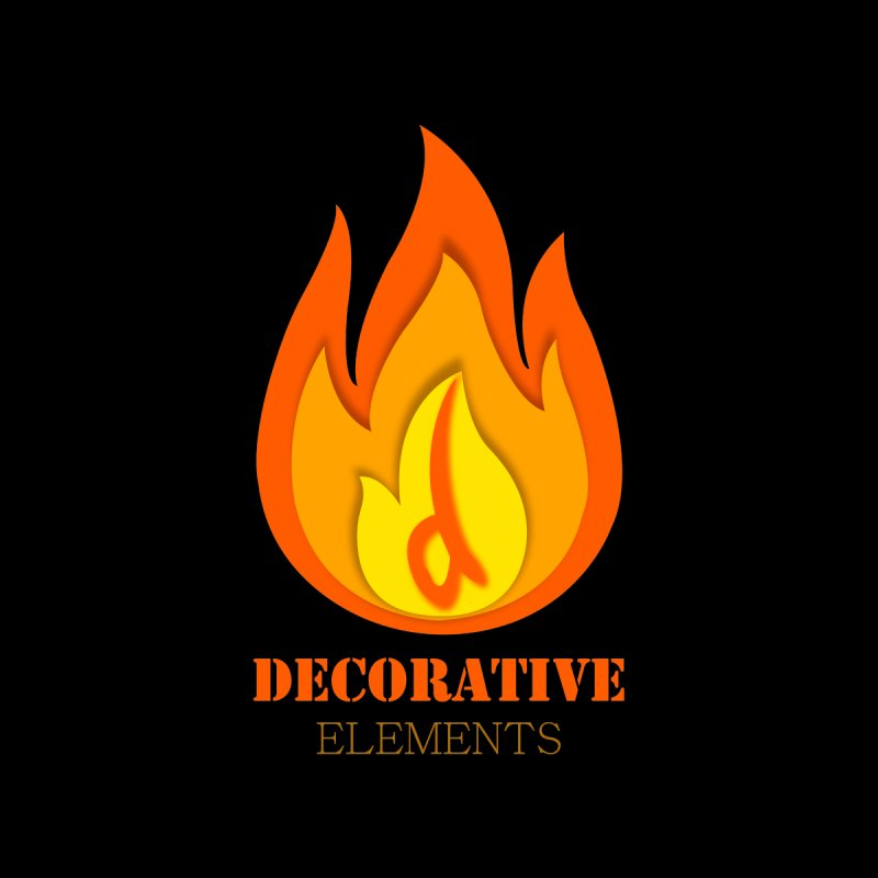 DECORATIVE ELEMENTS by 2Dyzain's Artist Shop