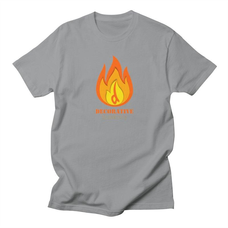 DECORATIVE ELEMENTS Women's Unisex T-Shirt by 2Dyzain's Artist Shop