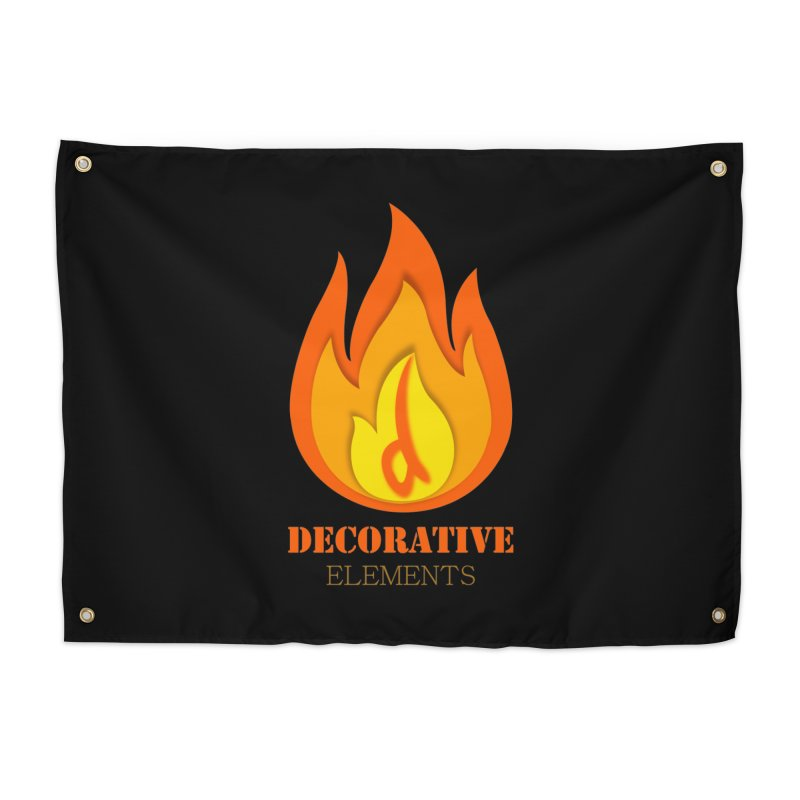 DECORATIVE ELEMENTS Home Tapestry by 2Dyzain's Artist Shop