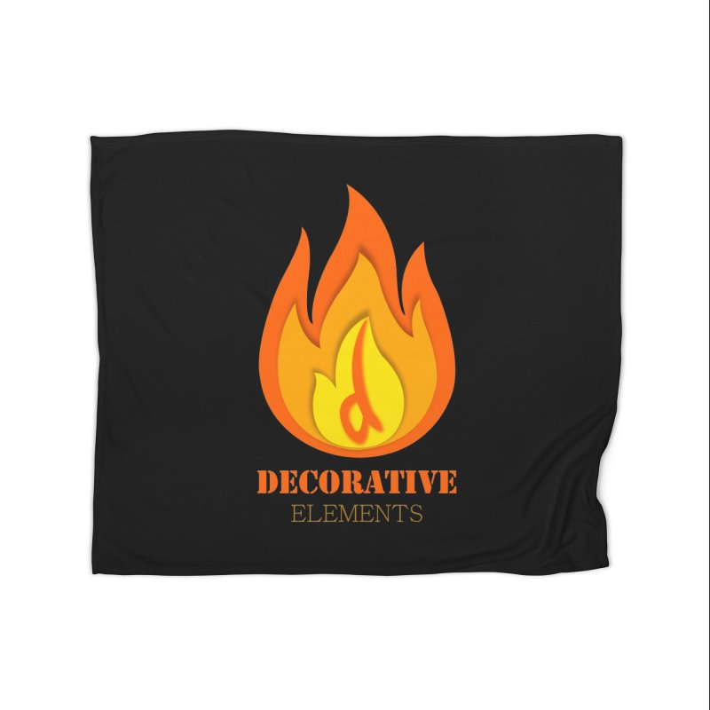 DECORATIVE ELEMENTS Home Blanket by 2Dyzain's Artist Shop