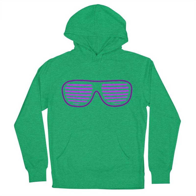 Purple Glasses Women's Pullover Hoody by 2Dyzain's Artist Shop