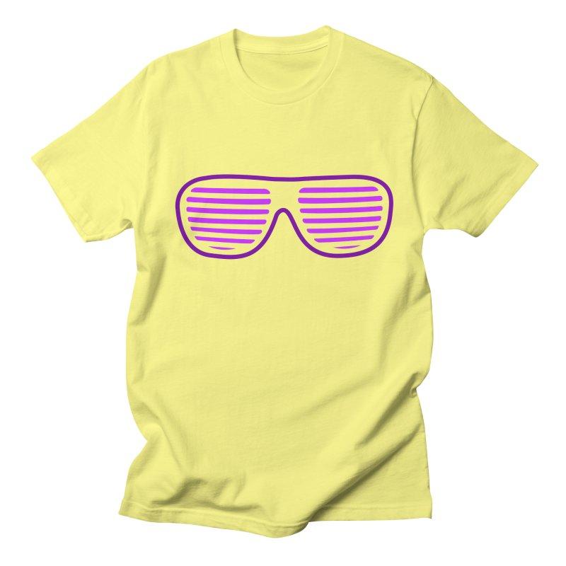 Purple Glasses Women's Unisex T-Shirt by 2Dyzain's Artist Shop