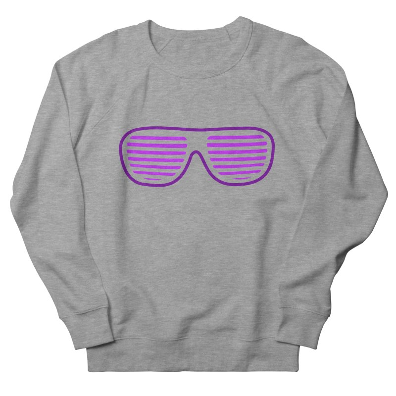 Purple Glasses Women's Sweatshirt by 2Dyzain's Artist Shop