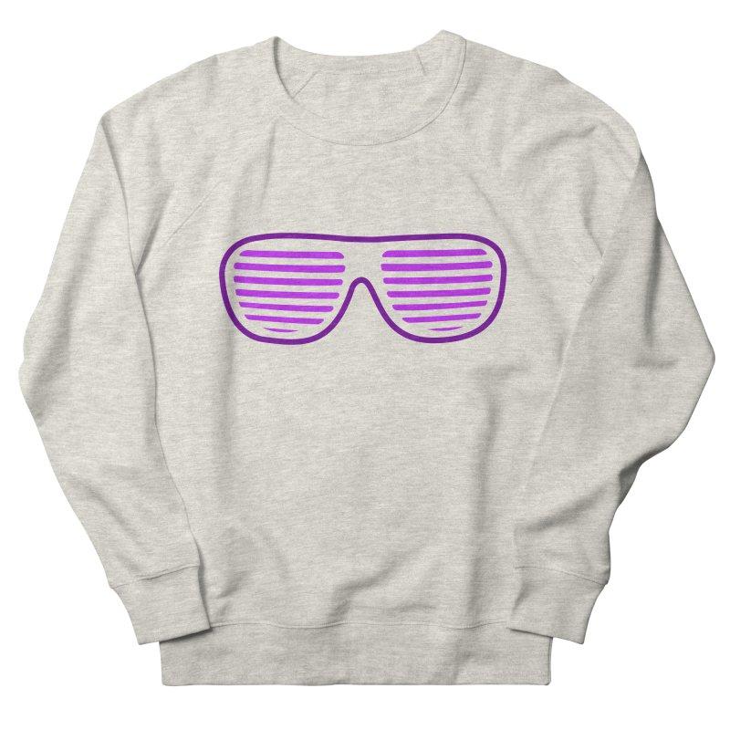 Purple Glasses Men's Sweatshirt by 2Dyzain's Artist Shop