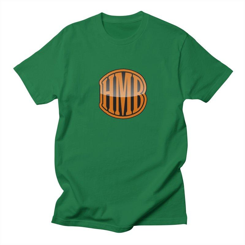 HMB Men's T-shirt by 2Dyzain's Artist Shop