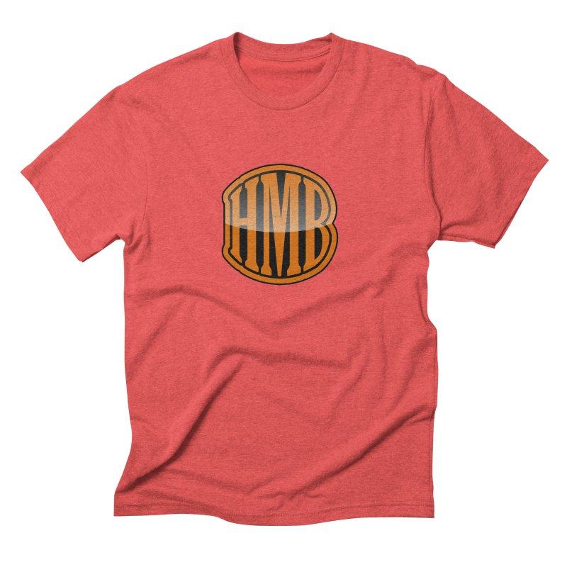 HMB Men's Triblend T-shirt by 2Dyzain's Artist Shop
