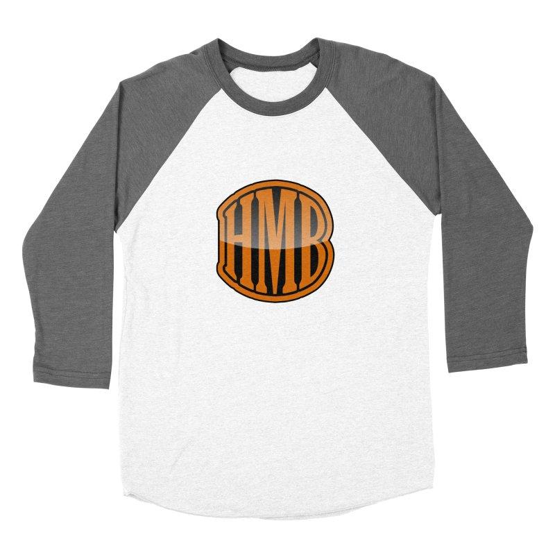 HMB Men's Baseball Triblend T-Shirt by 2Dyzain's Artist Shop