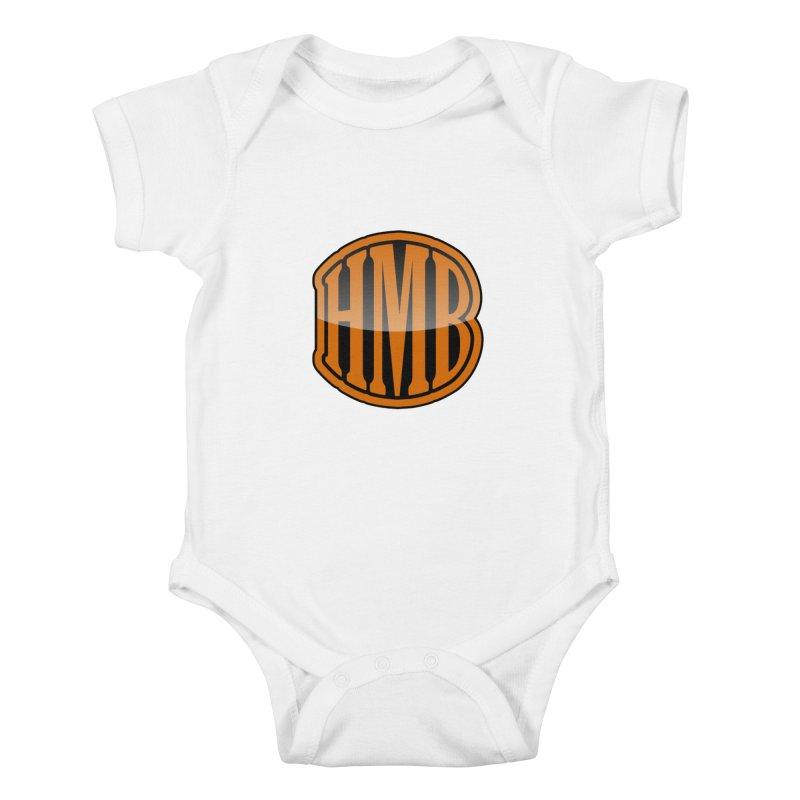 HMB Kids Baby Bodysuit by 2Dyzain's Artist Shop