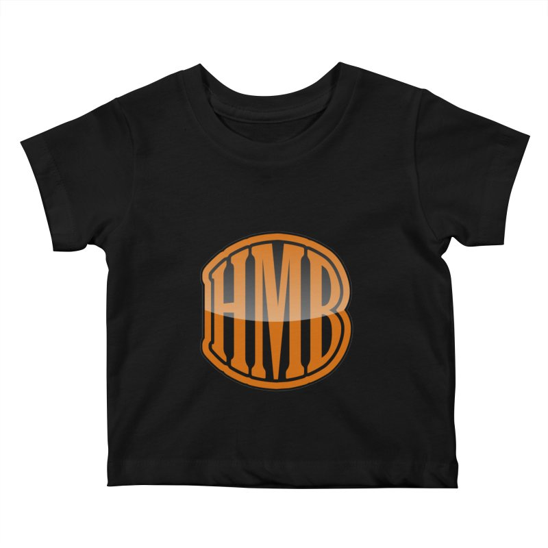 HMB Kids Baby T-Shirt by 2Dyzain's Artist Shop