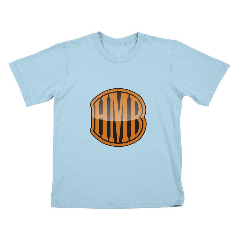HMB Kids T-Shirt by 2Dyzain's Artist Shop