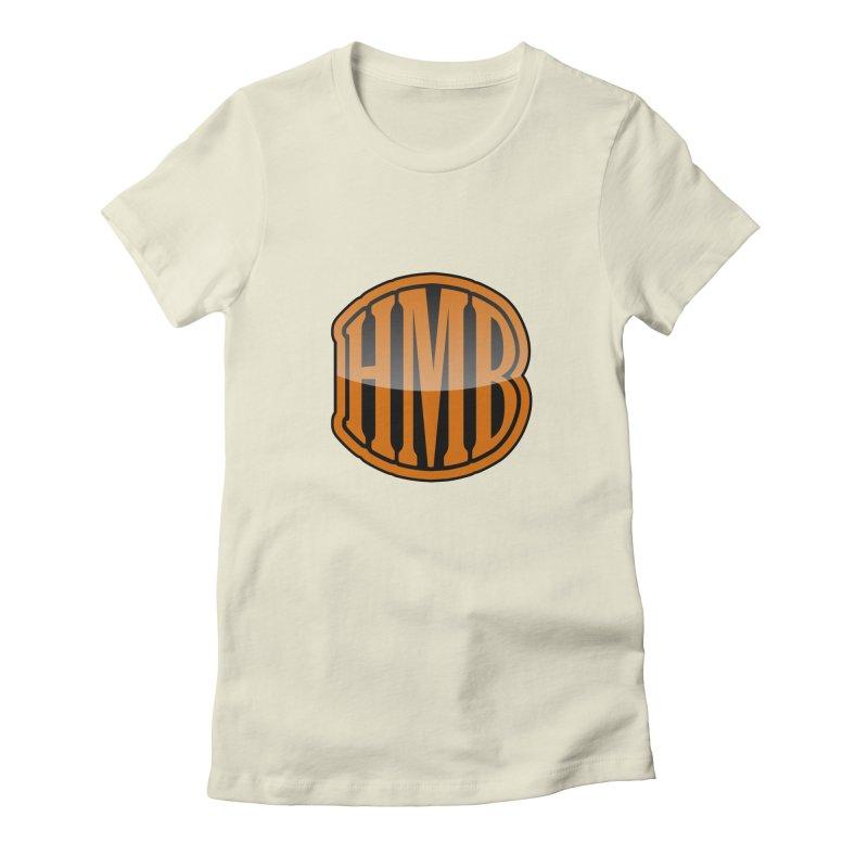 HMB Women's Fitted T-Shirt by 2Dyzain's Artist Shop