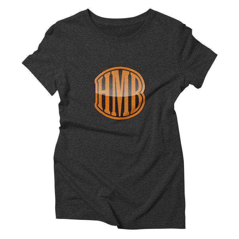 HMB Women's Triblend T-Shirt by 2Dyzain's Artist Shop