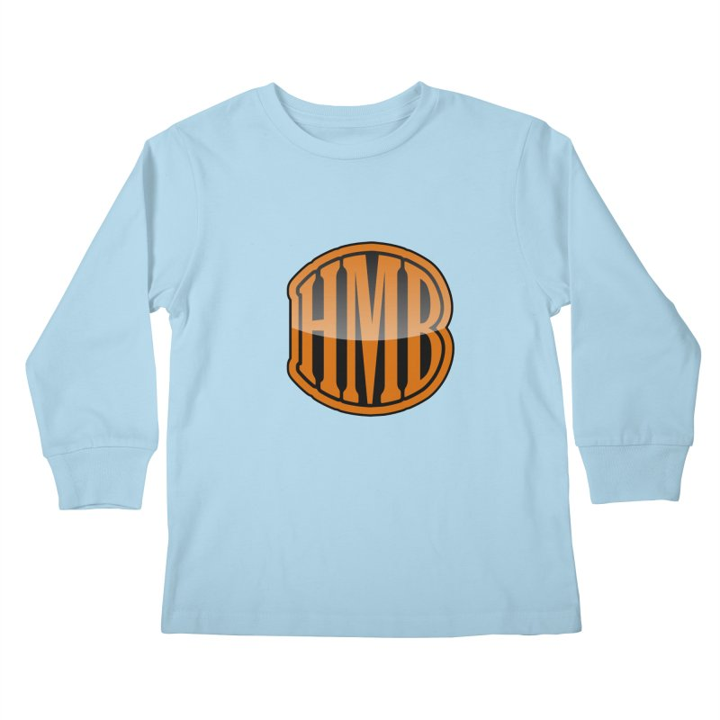 HMB Kids Longsleeve T-Shirt by 2Dyzain's Artist Shop