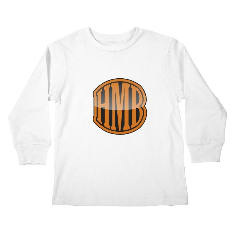 HMB Kids Longsleeve T-Shirt by 2Dyzain's Artist Shop
