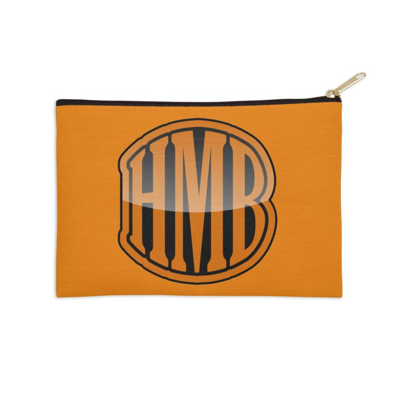 HMB Accessories Zip Pouch by 2Dyzain's Artist Shop