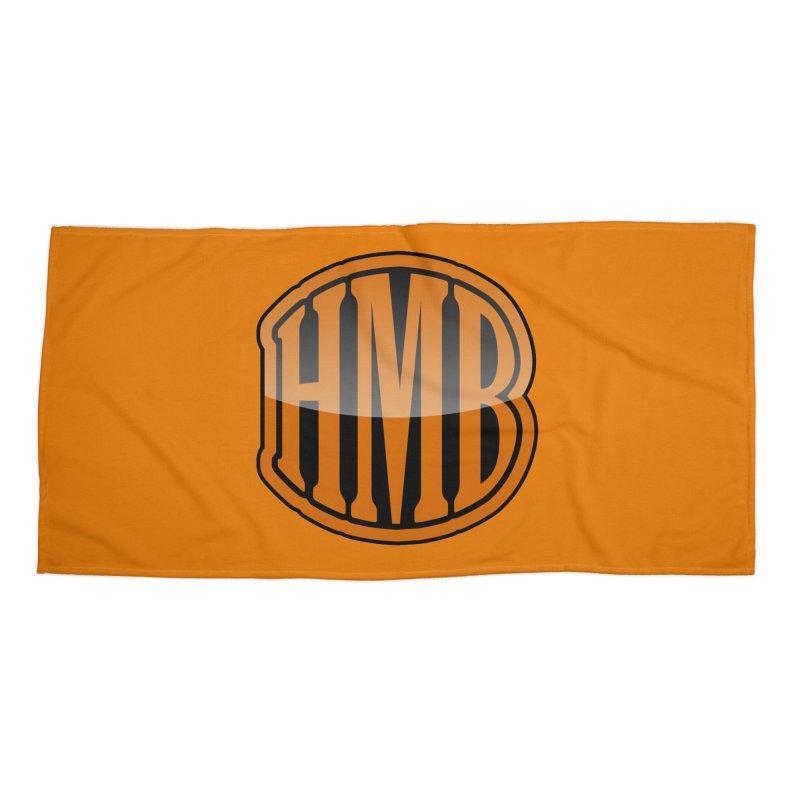 HMB Accessories Beach Towel by 2Dyzain's Artist Shop