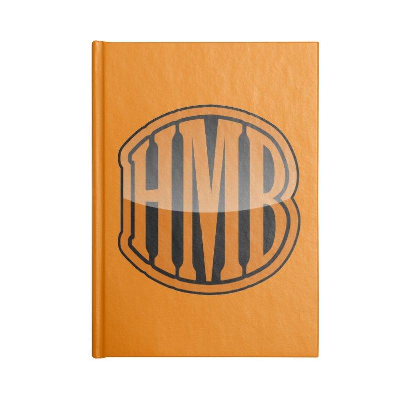 HMB Accessories Notebook by 2Dyzain's Artist Shop