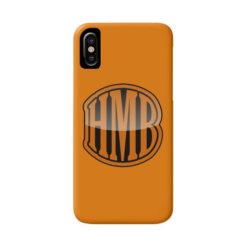 HMB Accessories Phone Case by 2Dyzain's Artist Shop