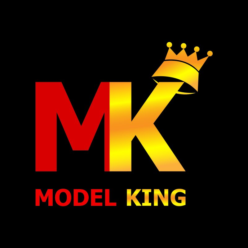 Model King by 2Dyzain's Artist Shop