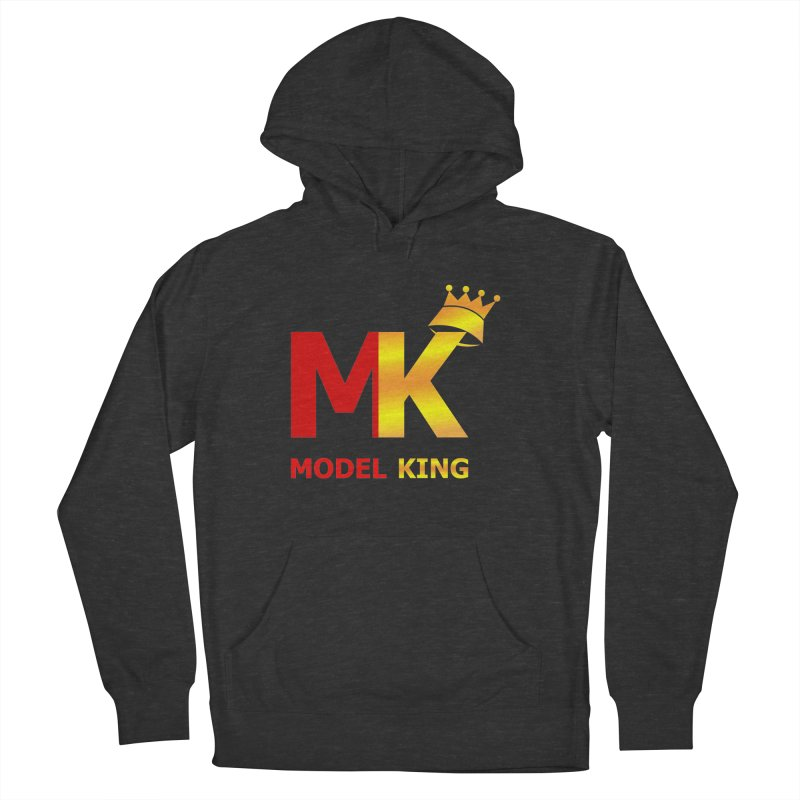 Model King Men's Pullover Hoody by 2Dyzain's Artist Shop