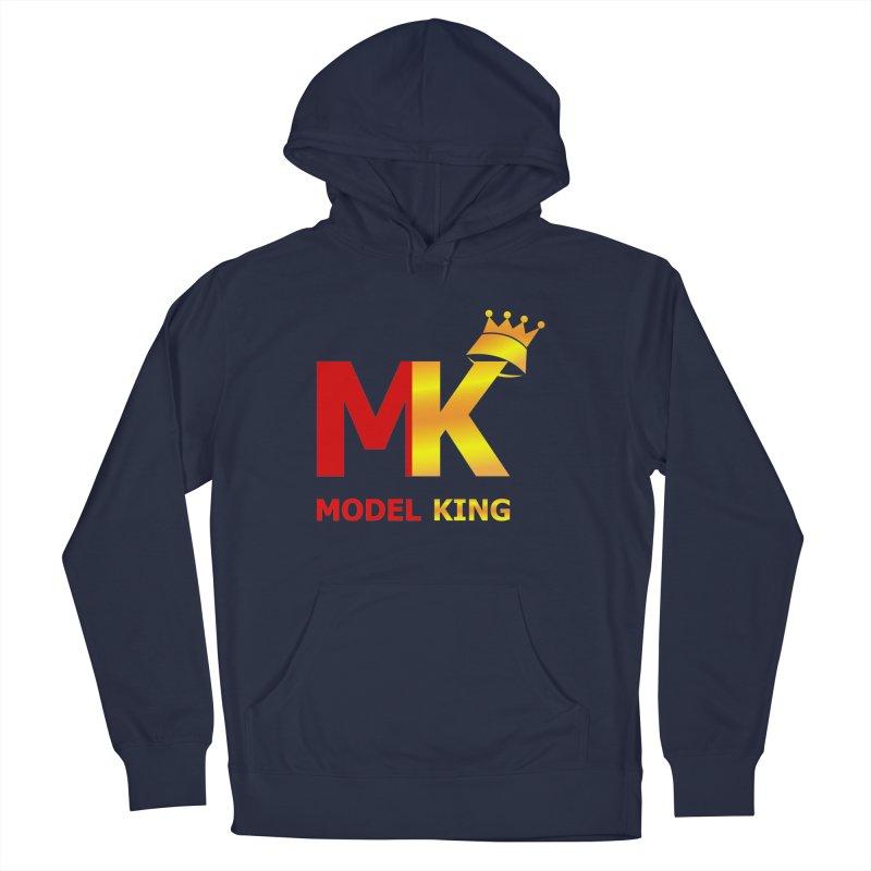 Model King Men's Pullover Hoody by 2Dyzain's Artist Shop