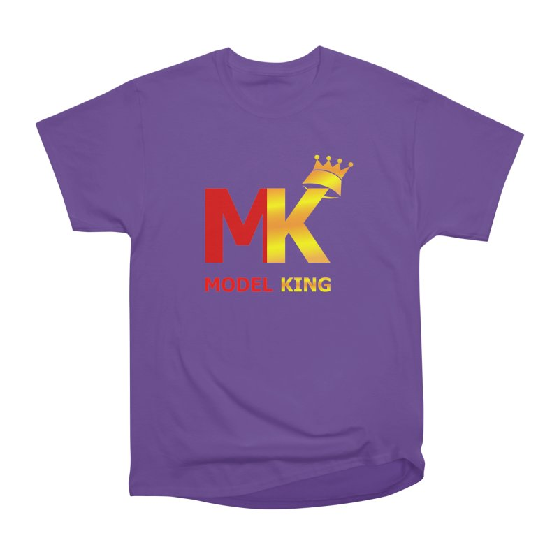 Model King Women's Classic Unisex T-Shirt by 2Dyzain's Artist Shop
