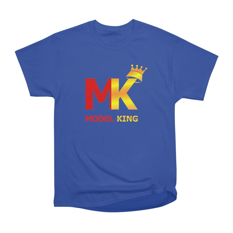 Model King Men's Classic T-Shirt by 2Dyzain's Artist Shop