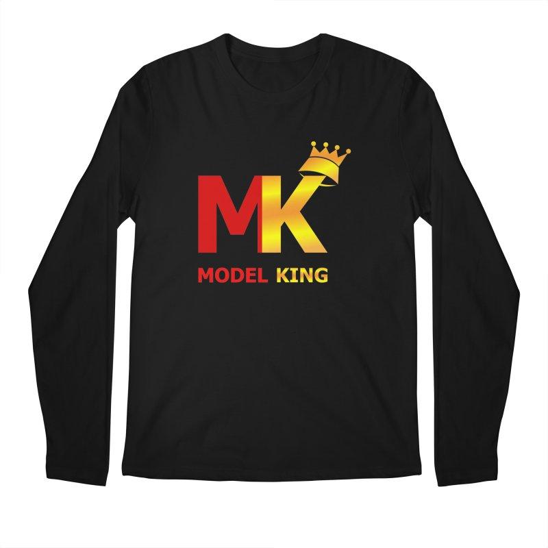 Model King Men's Longsleeve T-Shirt by 2Dyzain's Artist Shop