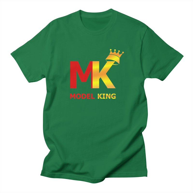 Model King Women's Unisex T-Shirt by 2Dyzain's Artist Shop