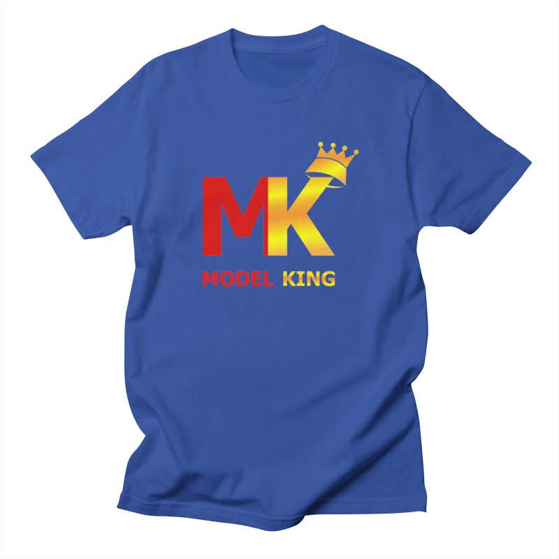 Model King Women's Unisex T-Shirt by 2Dyzain's Artist Shop