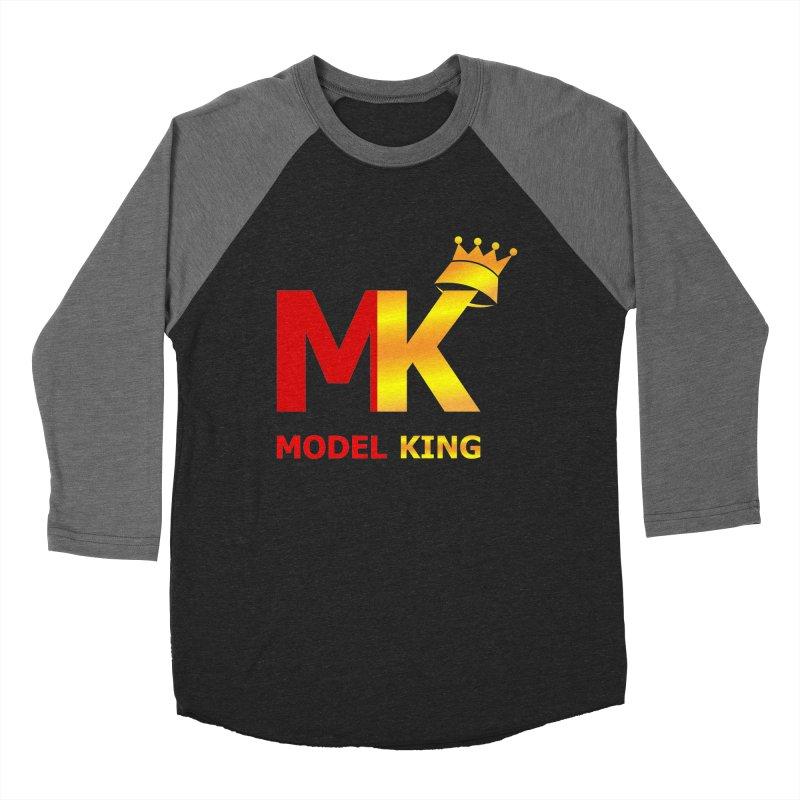 Model King Women's Baseball Triblend T-Shirt by 2Dyzain's Artist Shop