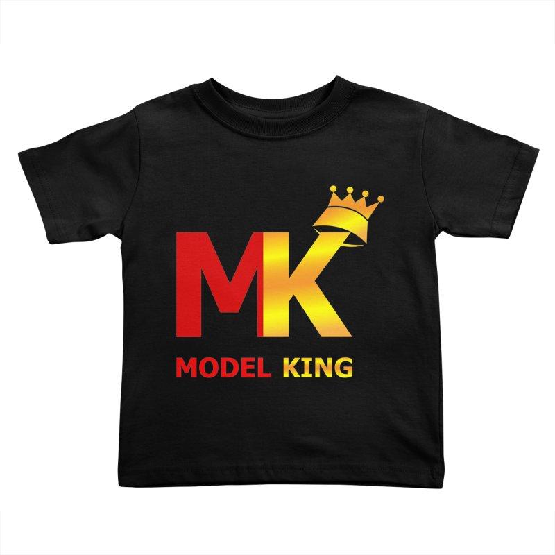 Model King Kids Toddler T-Shirt by 2Dyzain's Artist Shop