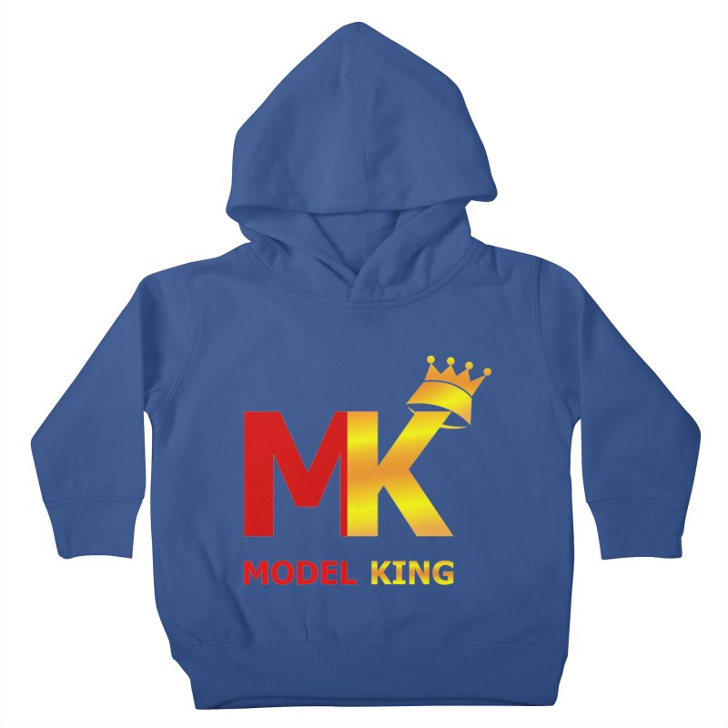 Model King Kids Toddler Pullover Hoody by 2Dyzain's Artist Shop