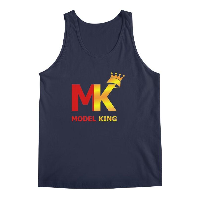 Model King Men's Tank by 2Dyzain's Artist Shop