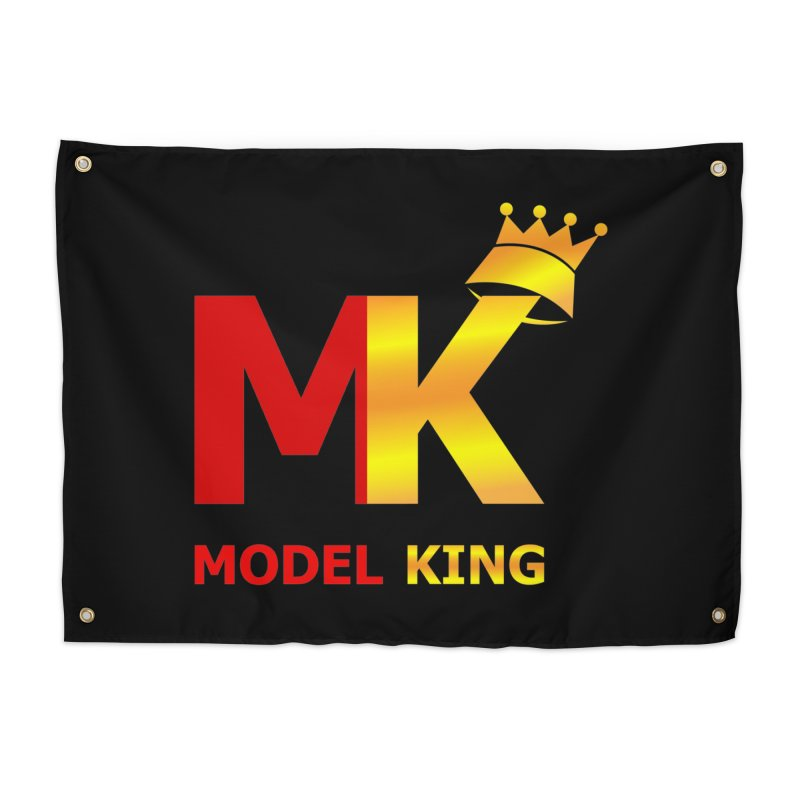 Model King Home Tapestry by 2Dyzain's Artist Shop