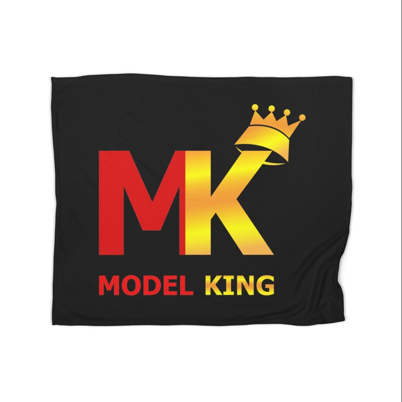 Model King Home Blanket by 2Dyzain's Artist Shop