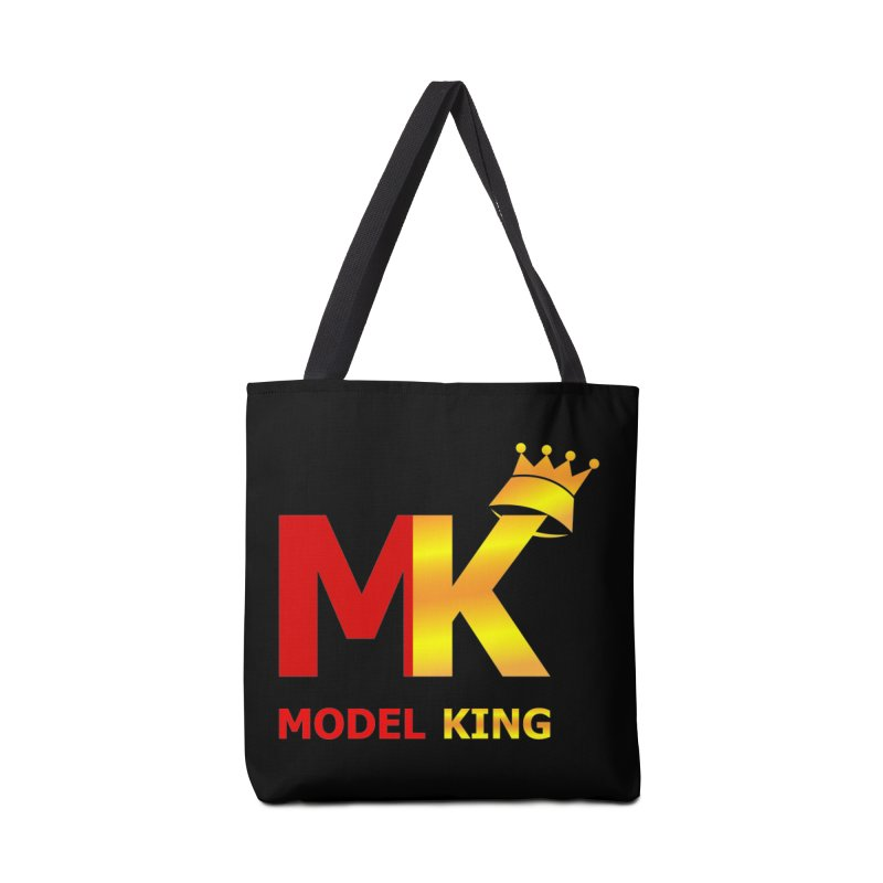 Model King Accessories Bag by 2Dyzain's Artist Shop