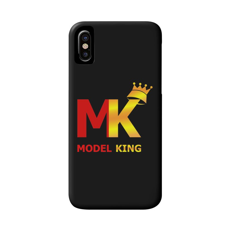 Model King Accessories Phone Case by 2Dyzain's Artist Shop