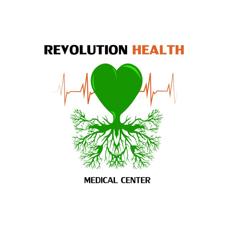 Revolution Health Medical Center None  by 2Dyzain's Artist Shop