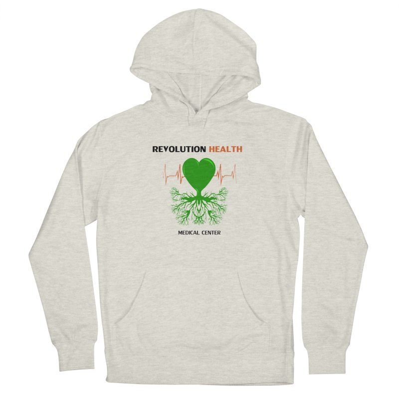 Revolution Health Medical Center Women's Pullover Hoody by 2Dyzain's Artist Shop