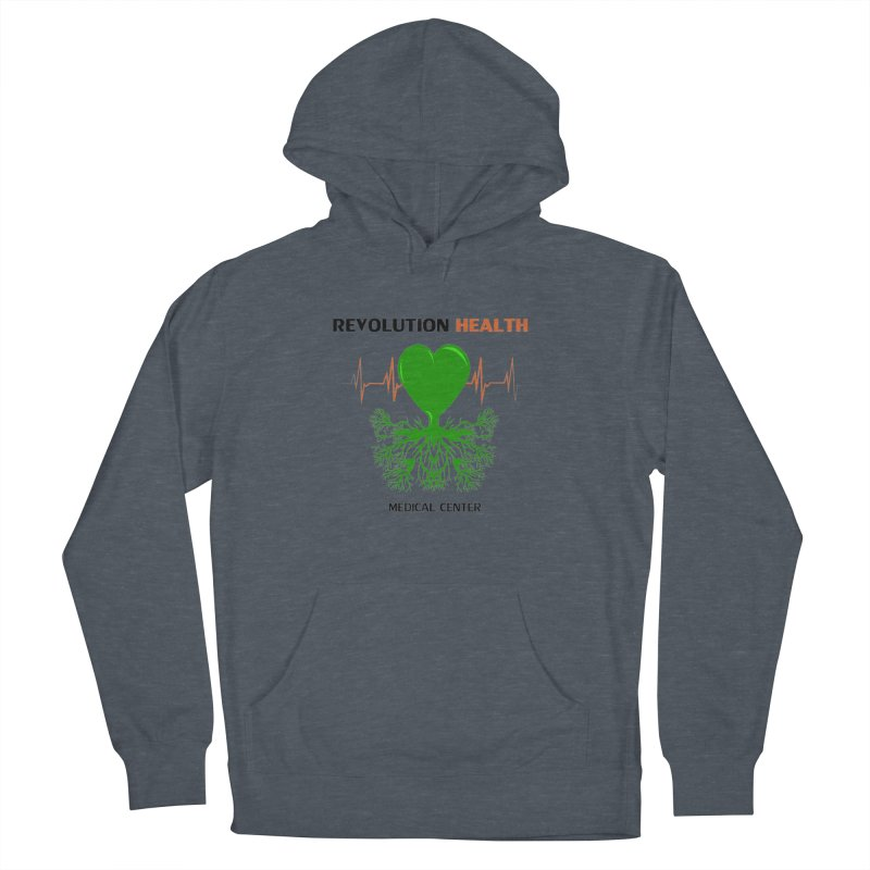 Revolution Health Medical Center Men's Pullover Hoody by 2Dyzain's Artist Shop